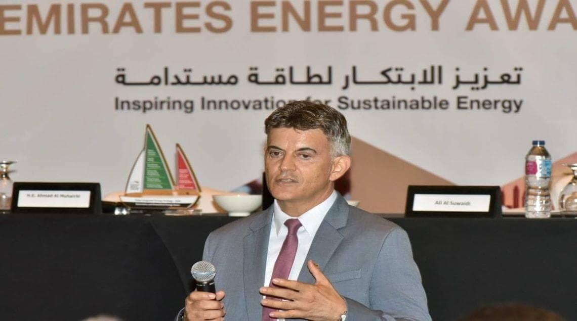 Emirates Energy Award جائزة الامارات للطاقه 2 - جائزة الإمارات للطاقة ٢٠٢٠ تطرق بوابات القاهرة
