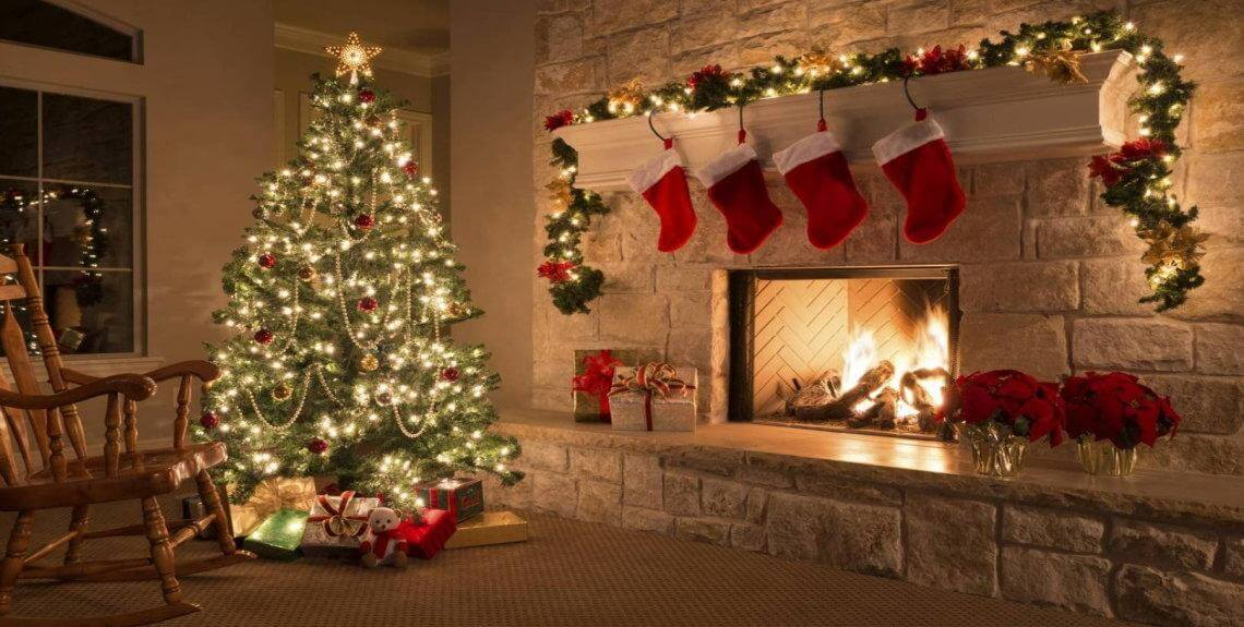 ميلاد2019 1140x575 - تعرف على أحدث الطرق غير تقليدية لتزيين شجرة الكريسماس/ صور