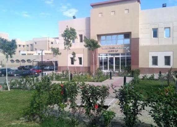 2019 637126017373348433 334 - خطة تطوير مستشفى عين شمس التخصصي بالعبور بتكلفة 40 مليون جنيه