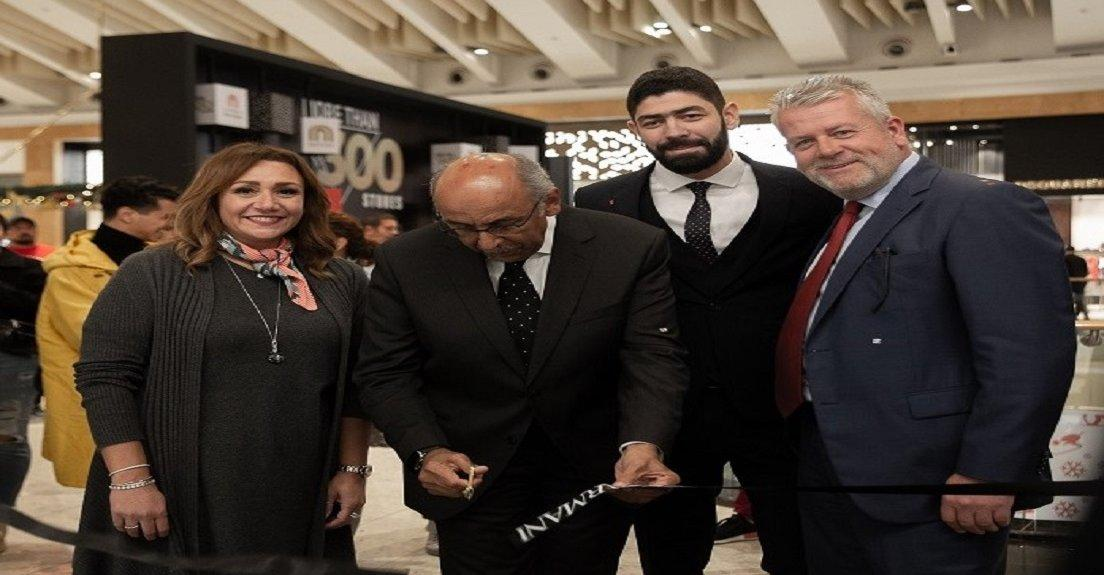 "ED8A9589 1104x575 - ""إمبوريو أرماني"" يفتتح فرعه الجديد بمول مصر"