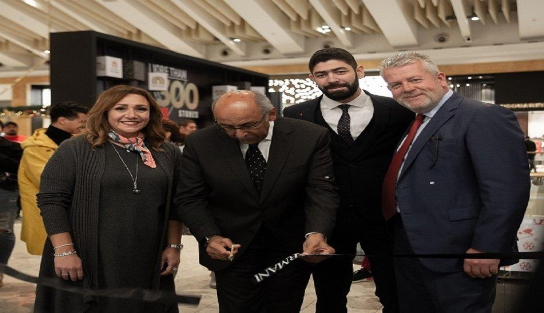 "ED8A9589 1104x635 - ""إمبوريو أرماني"" يفتتح فرعه الجديد بمول مصر"