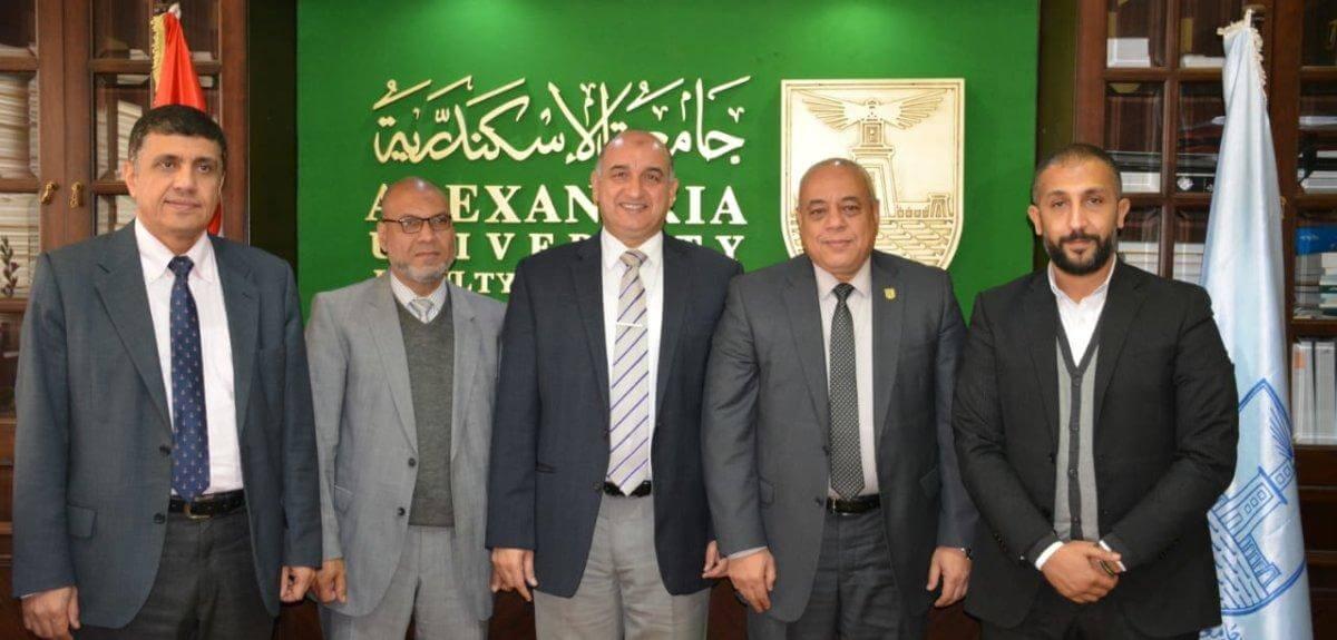 IMG 20191216 WA0001 1200x575 - تعاون مصر لتأمينات الحياة مع كلية التجارة بجامعة الإسكندرية لتوفير 1000 فرصة عمل للخرجين