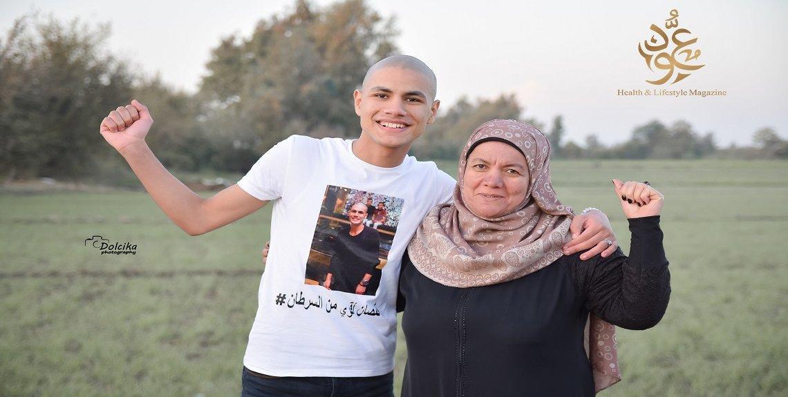 قمصان متحدي السرطان 7 3 1 1140x575 - محمد قمصان متحدي اللوكيميا : إيمان .قوة. صبر .عزيمة شجاعة سآهزم السرطان