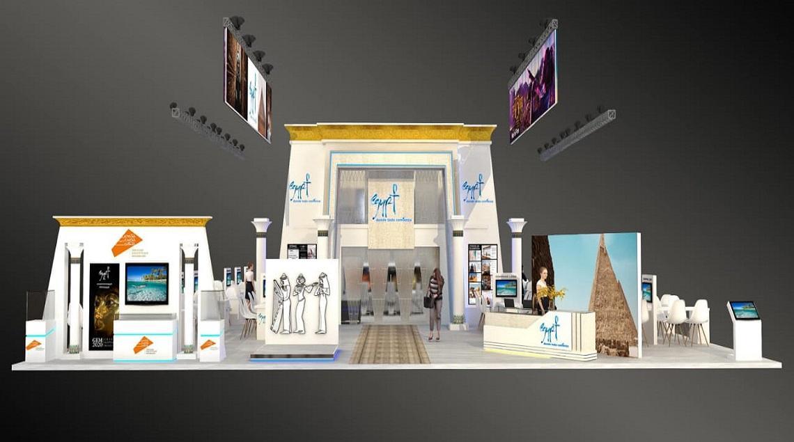2b56f4a5 fdf3 46c9 b27a 5c41483ca50c - وزارة السياحة والآثار تشارك في الدورة الاربعين للمعرض الدولي للسياحة والسفر الفيتور «FITURE» بأسبانيا