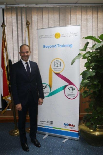 IMG 0975 423x635 - المعهد المصرفي المصري يوفر برامج التعلم الإلكتروني لأكثر من 16000 متدرب من 13 بنكاً بإجمالي ما يزيد عن 19000 ساعة تدريبية