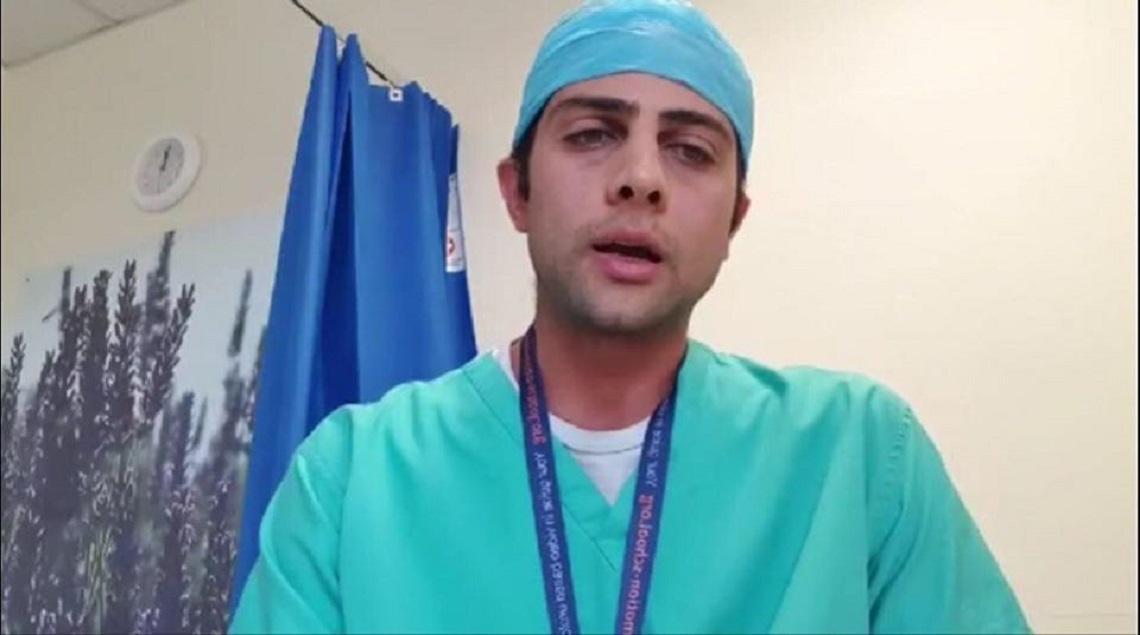90652247 222886952416354 2497360587399364608 n - طبيب مصري بمركز بحوث بإنجلترا.. يؤكد على أهمية البقاء بالمنزل للحد من انتشار فيروس كورونا