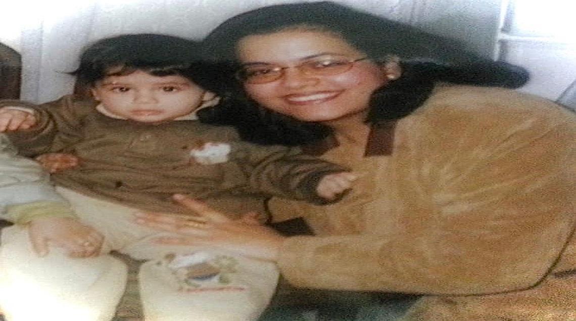 a77f5bfe 565f 474f 826a f1dd44639258 - بيشوي عماد يوجه رسالة شكر وتقدير لوالدته بمناسبة عيد الأم