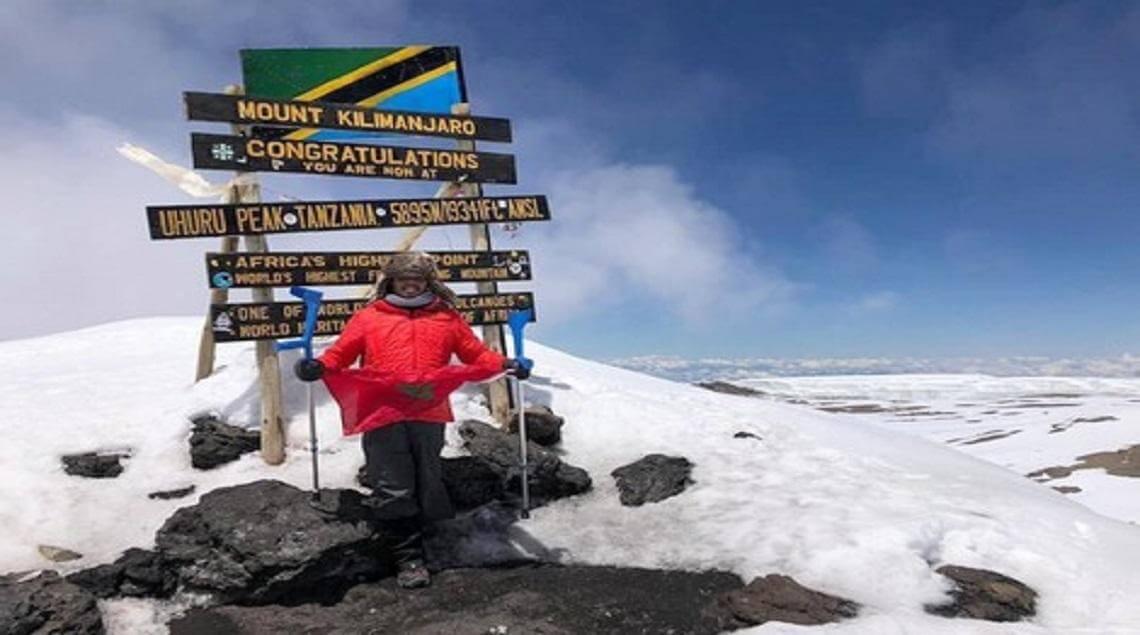 nabil kail h ro andicap 3 240992168 - شاب مغربي يتحدى الإعاقة ويتسلق أعلى قمة جبل في افرقيا برجل واحدة