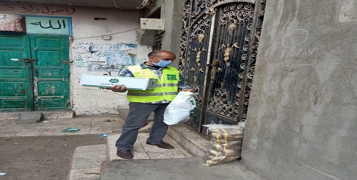 "4d57634c afef 4f2a 8888 234674e3bffb 1140x575 - بالتعاون مع مؤسسة مصر الخير HomePure تساهم في حملة ""إغاثة"" لدعم العمالة اليومية"