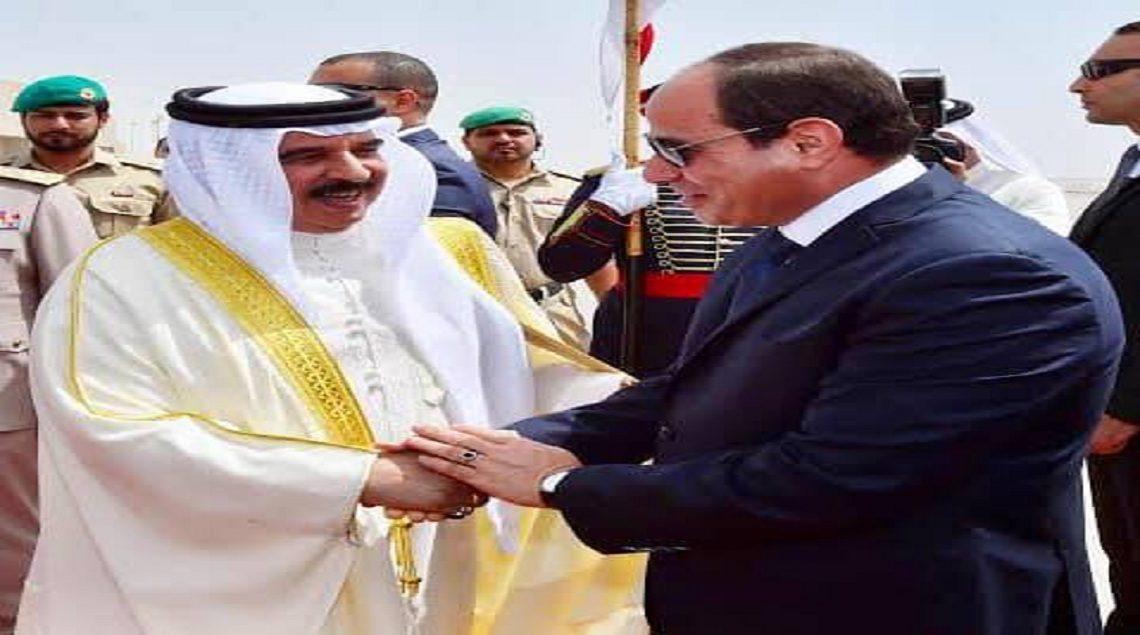 100090202 888074731711908 8664106628502519808 n 1140x635 - الرئيس السيسي يجري اتصالاً هاتفياً بملك البحرين للتهنئة بمناسبة حلول عيد الفطر