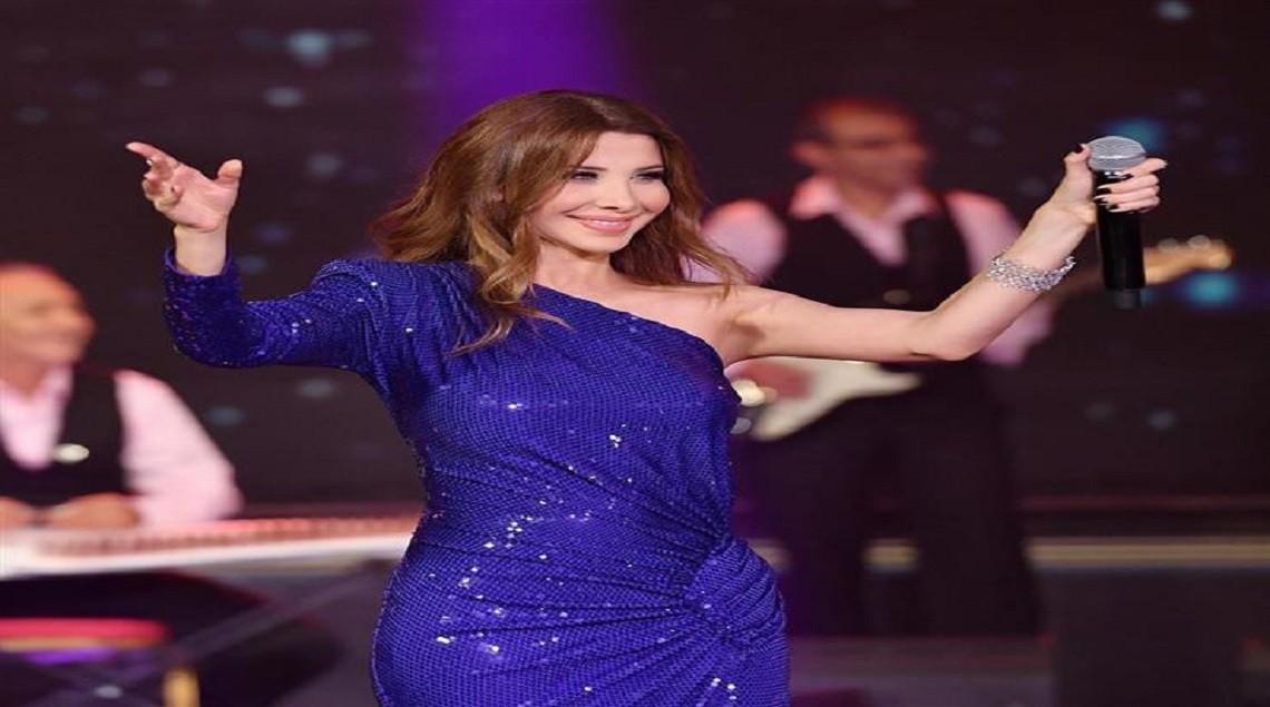 2019 8 22 1 50 52 849 - نانسي عجرم تحيي حفل «أمل بلا حدود» في بثّ مباشر على YouTube بمناسبة عيد الفطر
