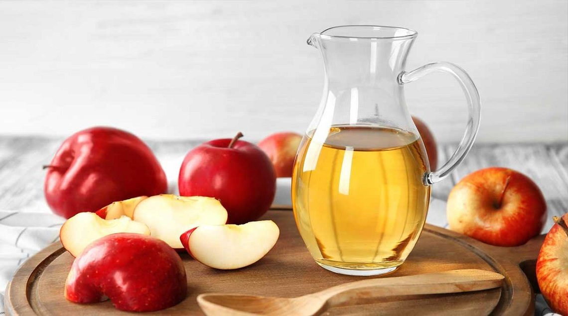 خل التفاح للكبد 1140x635 - تعرف على فوائد ومحاذير غرغرة خل التفاح في زمن كورونا