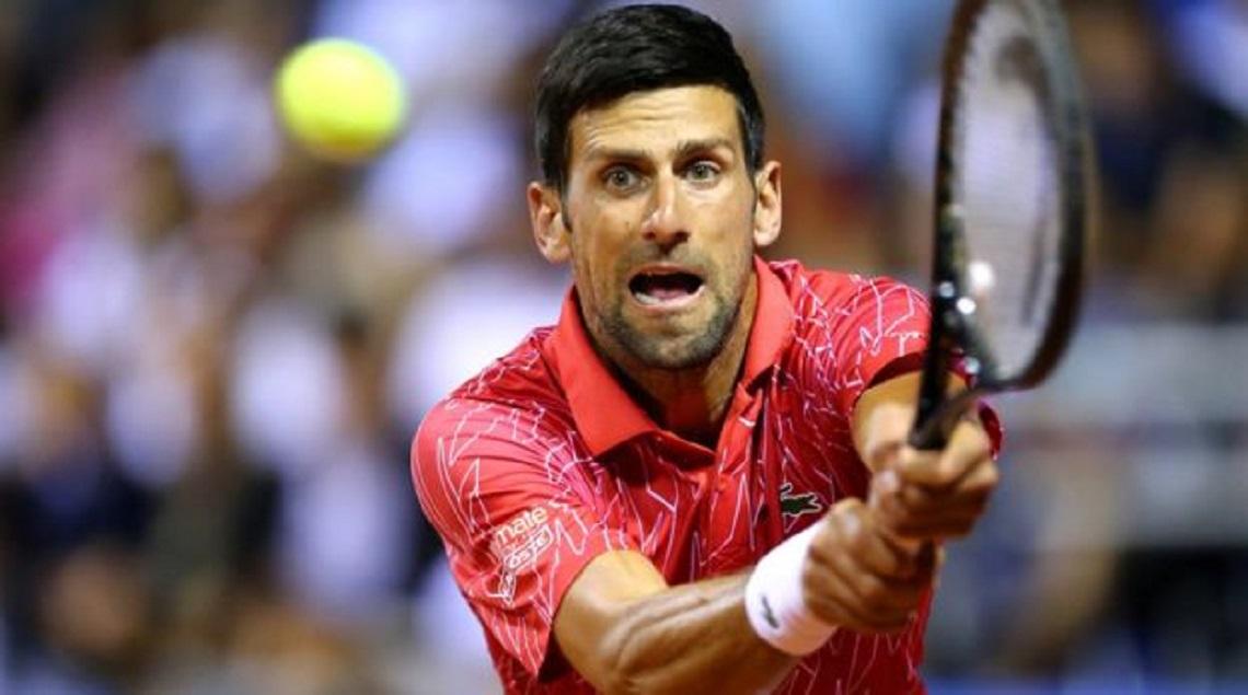 """113048092 0530385a 22a7 48f6 860c cd4e62edb182 - إصابة لاعب التنس المصنف الأول عالميا """"نوفاك ديوكوفيتش"""" بفيروس كورونا"""