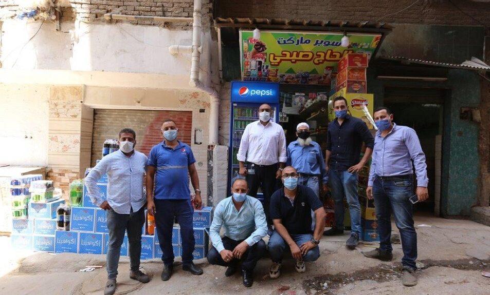 """4f1001e9 7e16 4bf8 9e45 78f2d450c58f 953x575 - """"شردى"""" يطالب شركات القطاع الخاص بمساعدة الحاج صبحى وبيبسيكو مصر تستجيب"""