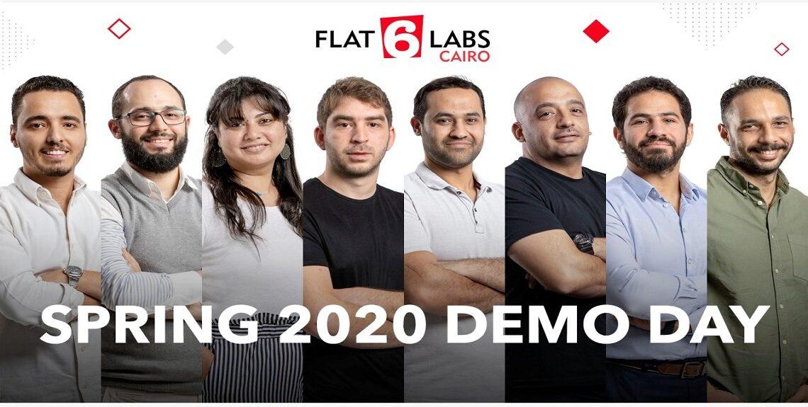 8e903908 ad63 465c 9e14 77a85a2d095f 1140x575 - تخرج Flat6Labs القاهرة ثمان شركات ناشئة مبتكرة في يوم العروض الرقمي لربيع 2020