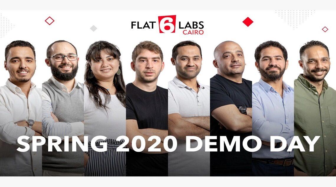 8e903908 ad63 465c 9e14 77a85a2d095f 1140x635 - تخرج Flat6Labs القاهرة ثمان شركات ناشئة مبتكرة في يوم العروض الرقمي لربيع 2020