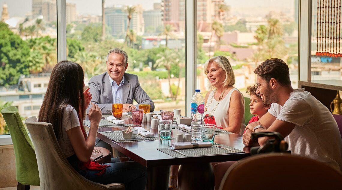 """5 Rawi Breakfast 1 1140x635 - """"مجلة عود"""" تنشر أسعار الإقامة في فندق شيراتون القاهرة خلال أيام عيد الأضحى المبارك"""