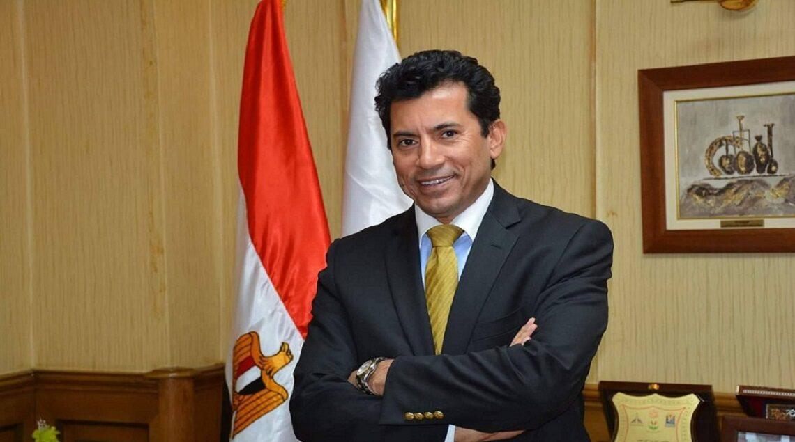 """ashrafsobhy 1140x635 - وزير الرياضة يعلن عن تفاصيل انطلاق مبادرة """"دراجتك.. صحتك"""""""