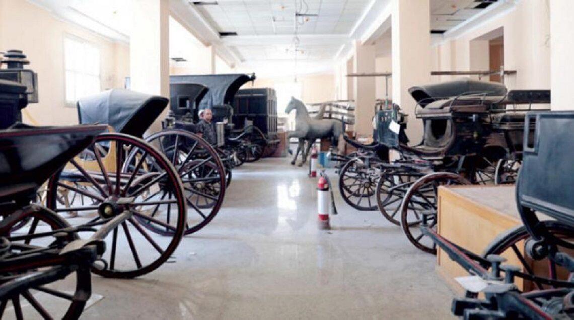 daily 080819 2.1 1140x635 - وزير السياحة والآثار يتفقد متحف المركبات الملكية ببولاق.. غدًا