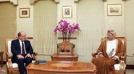 119107031 10158831895184756 3662947603183321268 n - وزير الخارجية العُمانى يستقبل وزير الدفاع البريطاني لبحث سبل التعاون بين البلدين