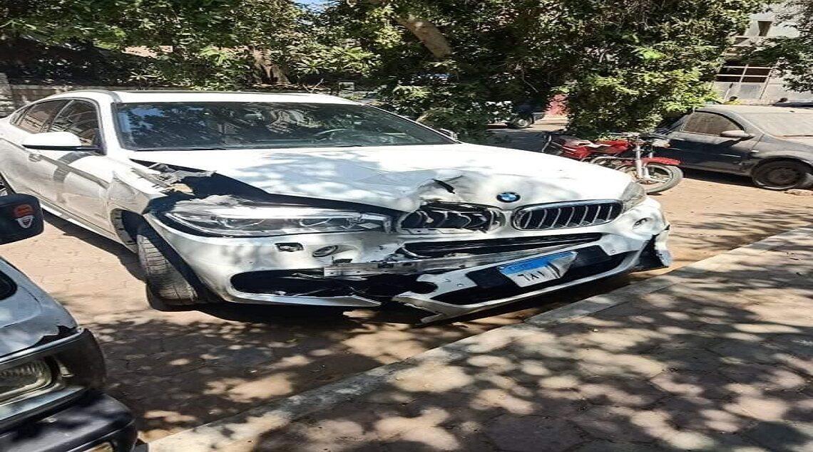 119203837 3801417769888008 7805704742535846028 n 1140x635 - تهشم سيارتين..شاهد حادث سيارة صالح جمعة..صور