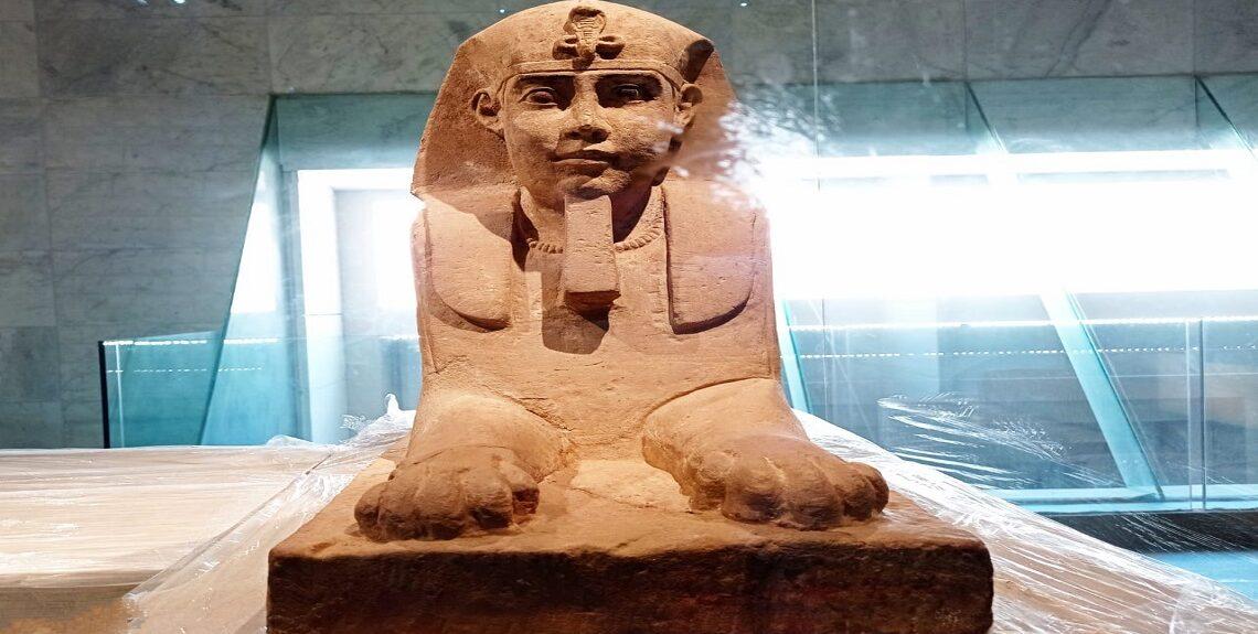 64f6842c dd72 4fb6 98ae f054feb1fab3 1140x575 - بالصور.. السياحة والآثار تضع اللمسات النهائية لمتحف كفر الشيخ تمهيدا لافتتاحه الوشيك