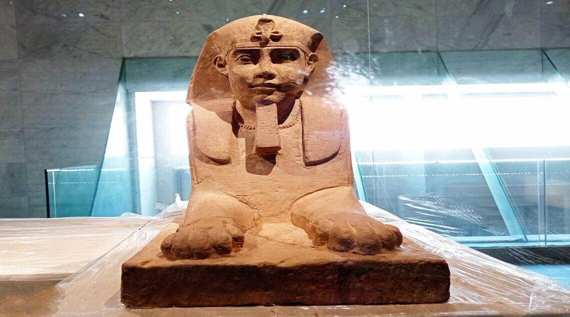 64f6842c dd72 4fb6 98ae f054feb1fab3 1140x635 - بالصور.. السياحة والآثار تضع اللمسات النهائية لمتحف كفر الشيخ تمهيدا لافتتاحه الوشيك