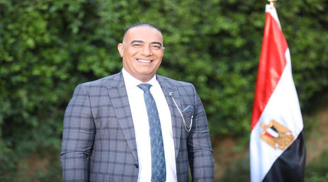 """022d2fa7 da5f 4dab 910e 4c5c6996f03e 1140x635 - خالد عامر : المشاركة في الانتخابات البرلمانية تدعم خطط السيسي لمواصلة مسيرة بناء وتطوير """"مصر"""""""
