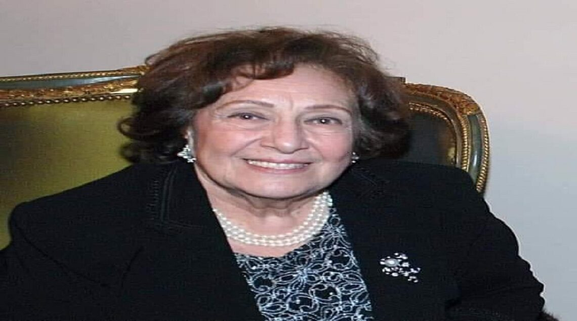 123344639 3434898116591229 9171405839256552642 n 1140x635 - فقدنا اليوم شخصية نسائية فريدة.. القومي للمرأة ينعى الدكتورة فرخندة حسن