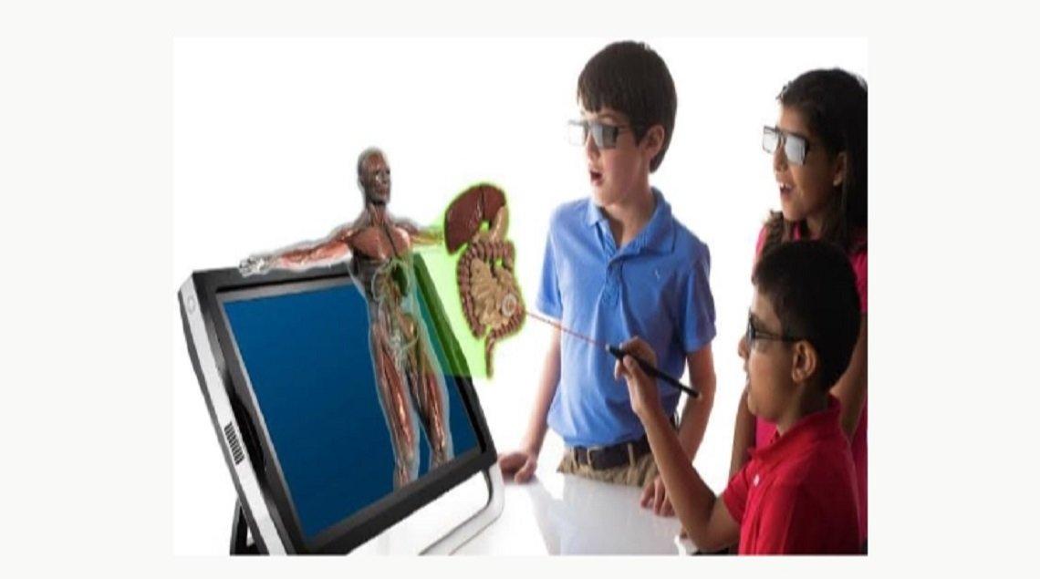 e8ca3f50 202d 417c 8751 248baa360e21 - استعراض أول قصة تفاعلية بتقنية الواقع المعزز في مكتبة مصر الجديدة للطفل غدا
