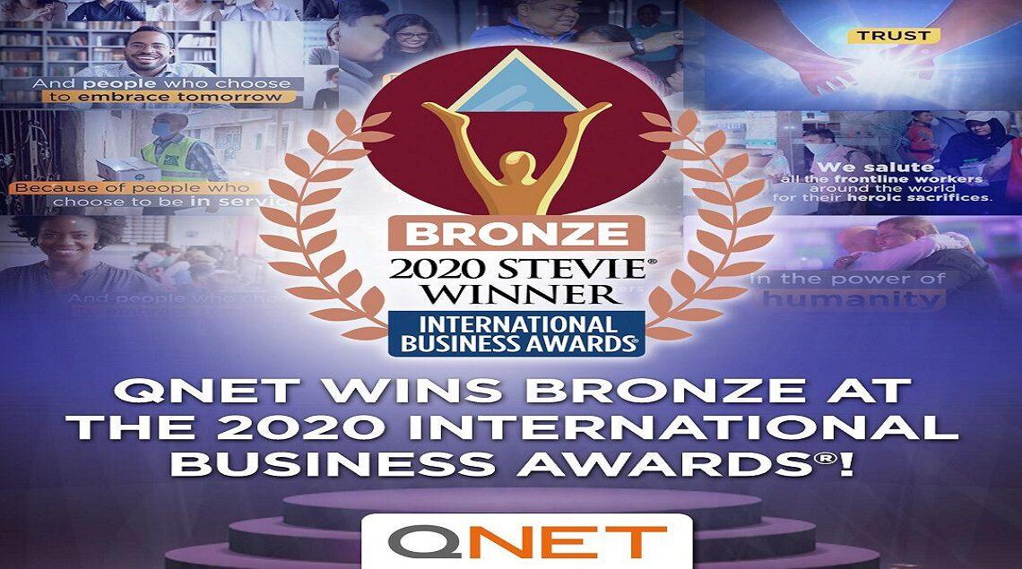 0ab25045 b5a0 4d3b 8a26 b1b064eb2ef4 1140x635 - خلال حفل توزيع جوائز الأعمال الدولية لعام 2020.. كيونت تحصل على الميدالية البرونزية لدورها الرائد في نشر الوعي حول فيروس كورونا