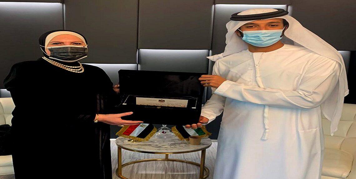 125428750 1782045081973849 7039679383073215757 o 1140x575 - وزيرة التجارة والصناعة تبحث مع وزراء الاقتصاد وريادة الأعمال والتجارة الخارجية الإماراتيين سبل تعزيز التعاون الاقتصادى المشترك