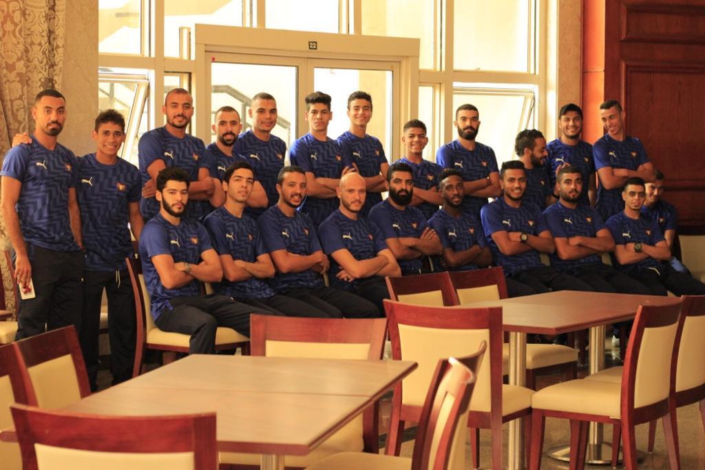 7291dc56 1b3f 4986 8fd1 4405d341a3a5 - بدأمشوار نادي ايرو سبورت في سنة أولى كورة بالبطولات المحلية
