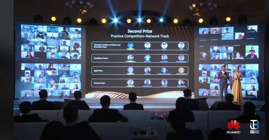 """e6a52989 3b2a 4a4c b8fc 305b9c6afe2a - مصر تحقق المركز الأول في """"الحسوبه الحسابية"""" والثاني في """"الشبكات"""" في مسابقة هواوى تكنولوجيز العالمية"""