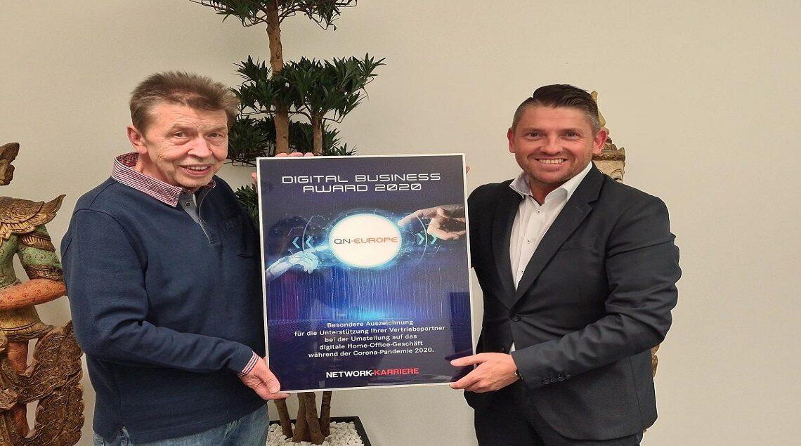 082388ed f597 4a36 8f54 affc542dc982 1140x635 - كيونت تحصل على جائزة الأعمال الرقمية 2020 من أكبر صحيفة تسويق شبكي في أوروبا