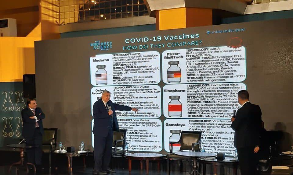 141723366 10214557870459057 7544653544384912944 n 960x575 - عوض تاج الدين: الأجسام المضادة للقاحات فيروس كورونا تظل بالجسم ما بين 6 إلي 9 أشهر