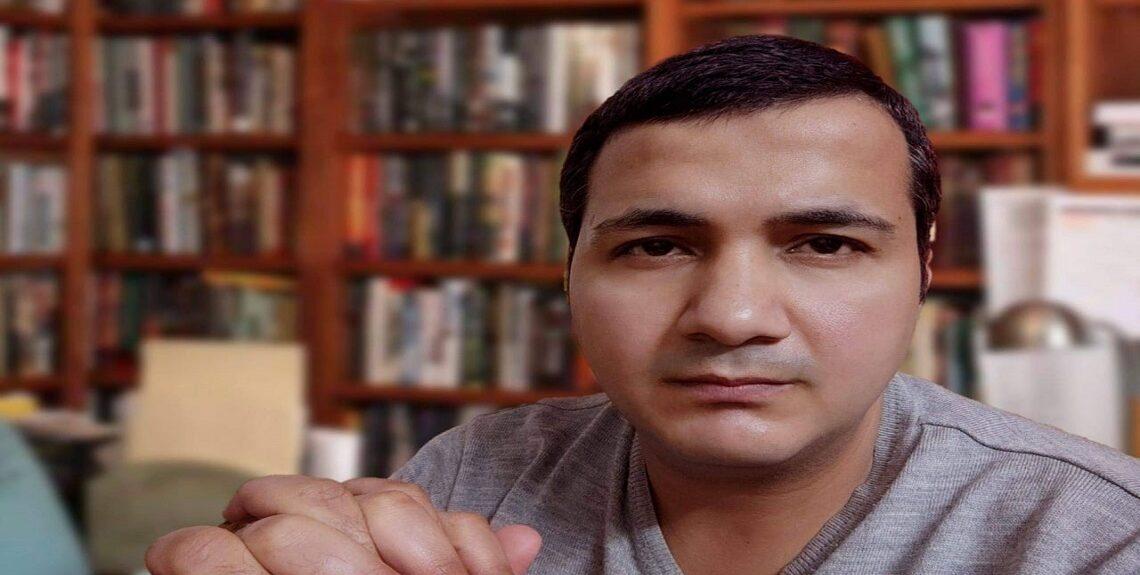 """c8c3e833 86c7 48ca 8ca3 938fa3bc501a 1140x575 - """"مقتطفات من بستان الحياة"""" ديوان جديد لأحمد محمود"""
