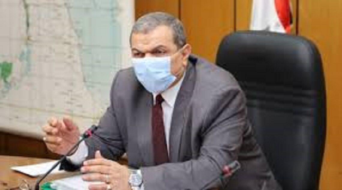 وزير القوي العاملة