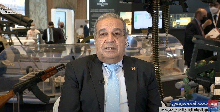 d5aa4cfc 5b9c 490f 9931 a0bdc0eb7ed6 1 - وزير الإنتاج الحربي: المصانع الحربية في مصر لم تتأثر بكورونا بل عملت على استحداث إنتاج الكمامات ومواد التعقيم
