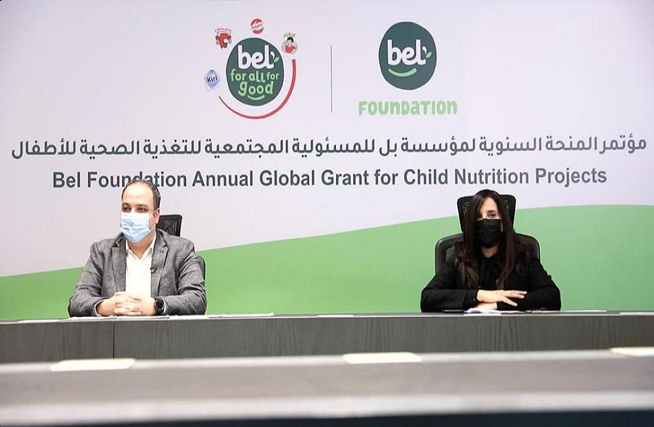 """7aac31b3 f360 4875 bb0c f882f2cd8ed5 - مؤسسة """"بل"""" تقدم منحة سنوية لـتوفير تغذية للأطفال الأكثر احتياجا في مصر"""