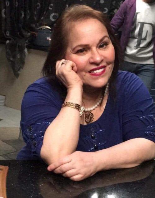 العراقيه 499x635 - بعد وفاة نادية العراقية.. تعرف على أهم أعمالها الفنية