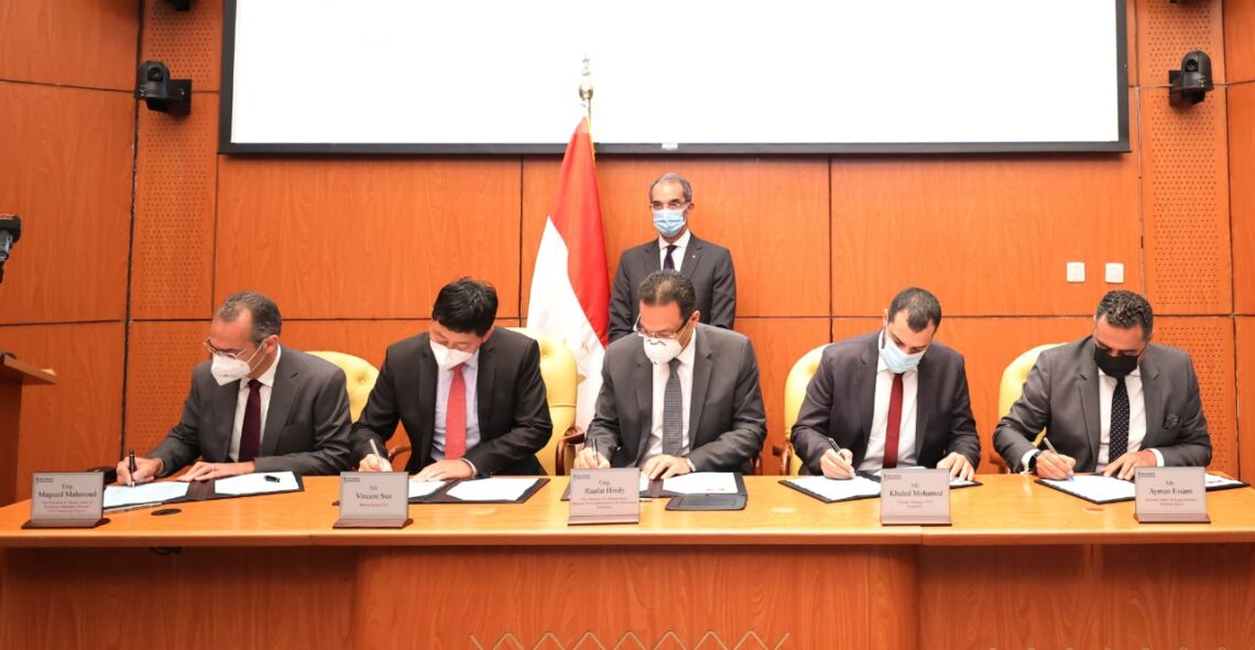 a22cd6f6 2b80 4448 8981 14427385d37c 1140x590 - وزير الاتصالات يشهد الإعلان عن شراكات جديدة مع أربعة من كبرى شركات التكنولوجيا العاملة فى مصر