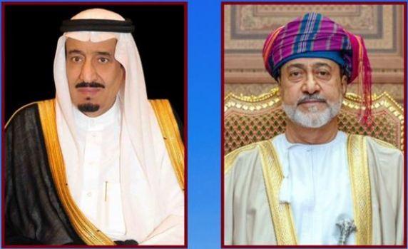 a3740a61 9213 43e5 b8c0 c13ebdf6df47 - سلطان عُمان وخادم الحرمين الشريفين يبحثان تعزيز التعاون الثنائي