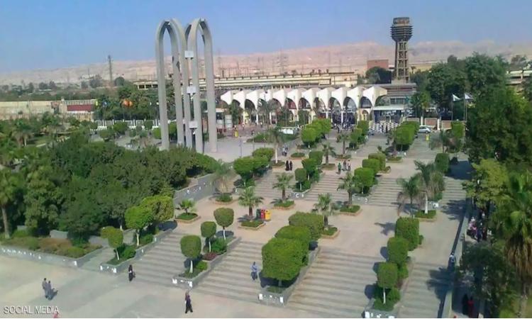 resize - جامعة حلوان تنظم ورشة عمل عن فنيات إعداد الاختبارات الإلكترونية وبنوك الأسئلة