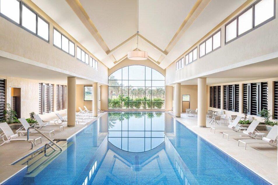 spa1 953x635 - كل ما تريد معرفته عن منتجع The Westin Cairo Golf Resort & Spa
