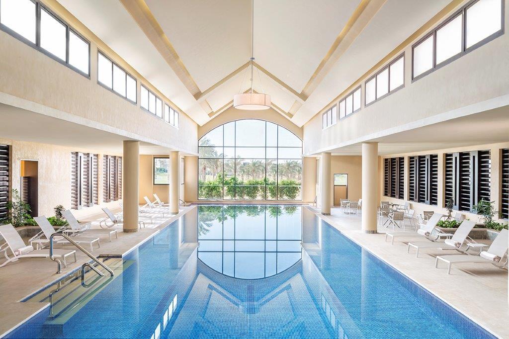 spa1 - كل ما تريد معرفته عن منتجع The Westin Cairo Golf Resort & Spa