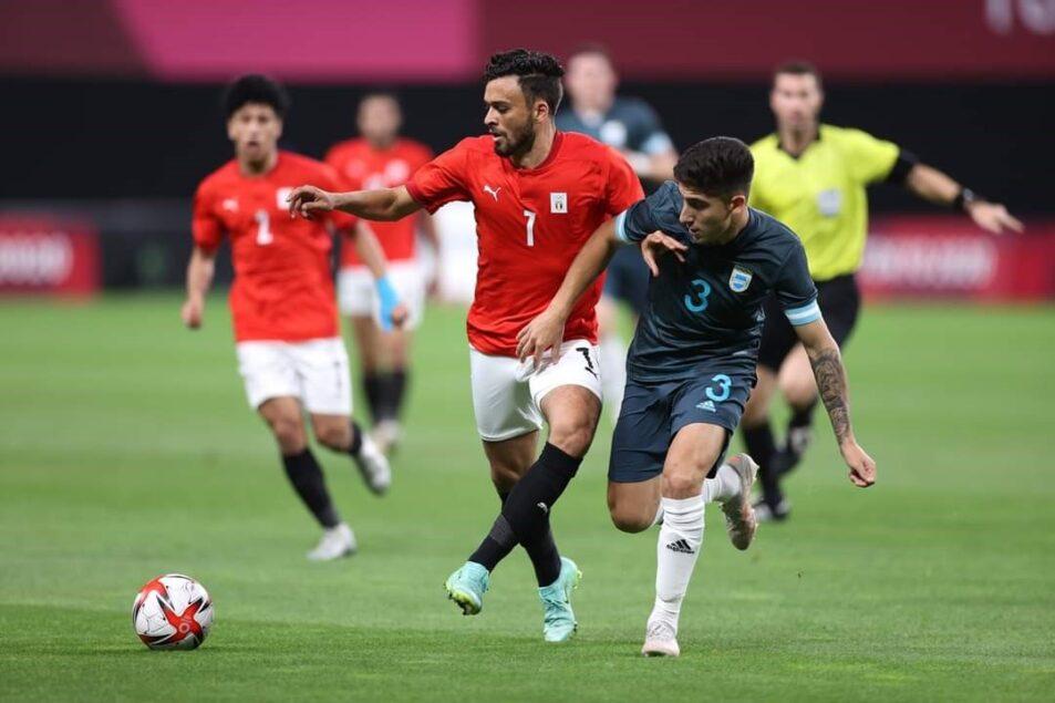 22222 953x635 - منتخب مصر الأوليمبي يتلقى أول هزيمة له على يد منتخب الأرجنتين