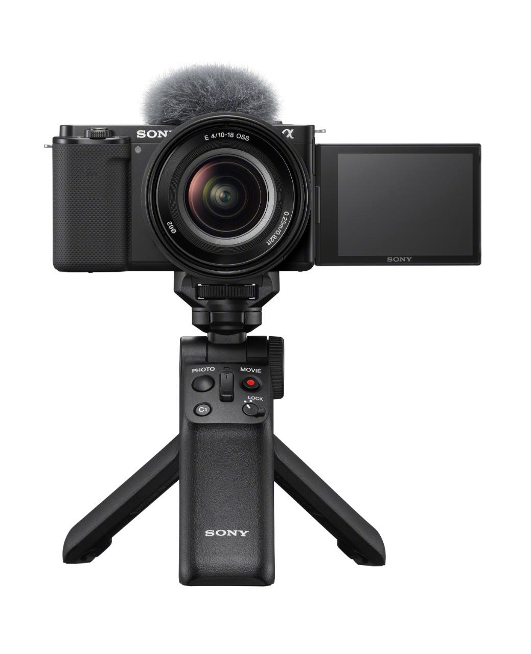 811DAF9B 7403 4A70 96D3 D82E9B4CF0B8 - سوني تطرح الكاميرا Alpha ZV-E10 الجديدة مع ميزة العدسة القابلة للتبديل من أجل صناع المحتوى