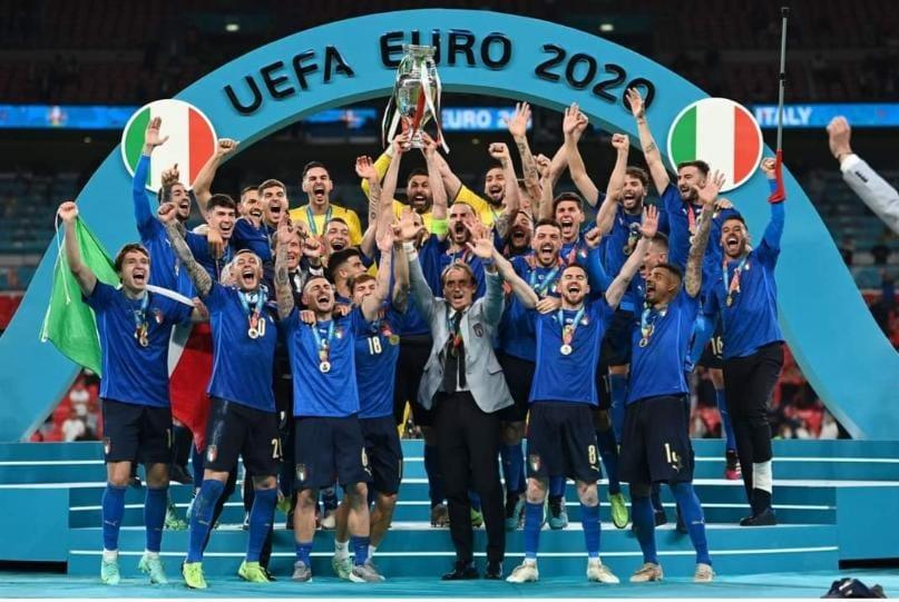 b522ae71 df7e 43d0 a46f bf4c89f30d57 - إيطاليا تتربع على عرش أوروبا وتتوج بلقب يورو 2020