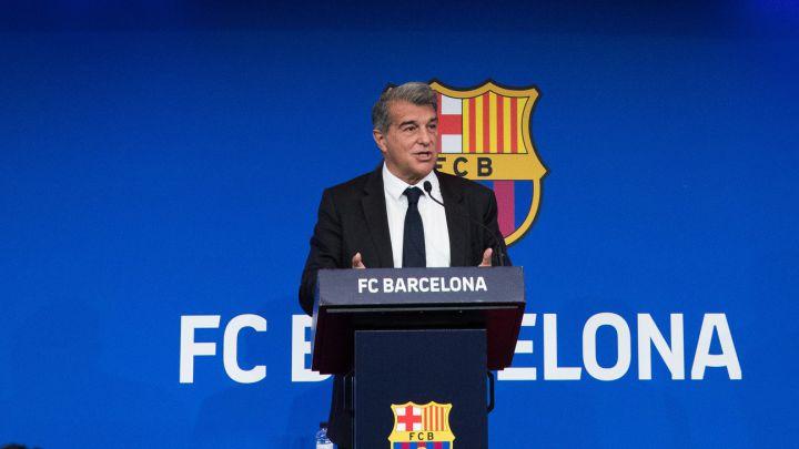 1622199923 805916 1622200044 noticia normal recorte1 - أبرز تصريحات خوان لابورتا رئيس نادي برشلونة عقب رحيل ميسي